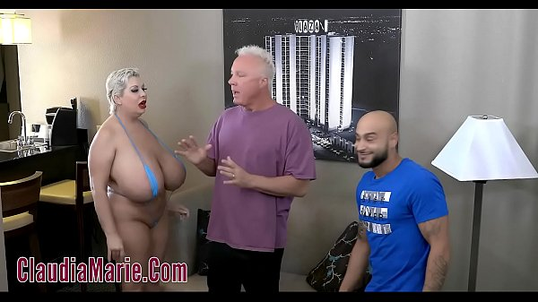 Huge tits, Angry, Claudia marie