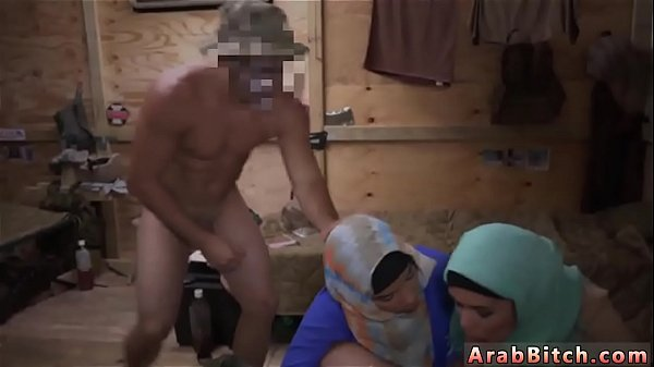 Arab, Teen first time