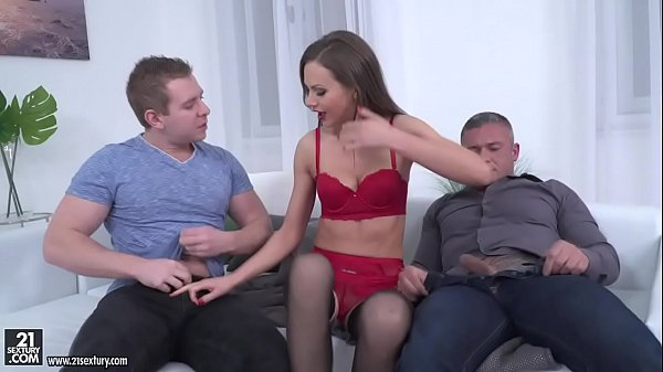 Double penetration, Tina kay, Double