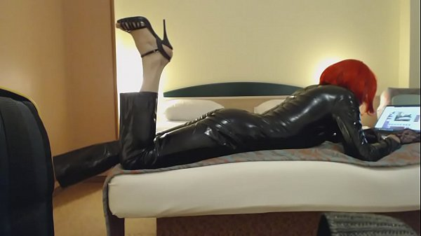 Latex, Crossdresser, Crossdress