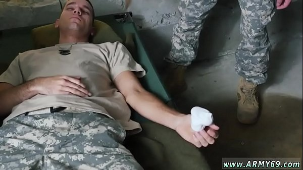 Army, Anal first time