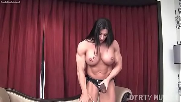 Angela, Bodybuilder