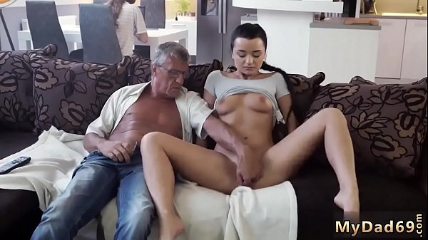 Tit suck, Old lady