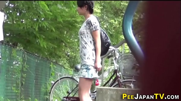 Pee, Asian pee, Asian outdoors