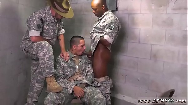 Army, Standing nude