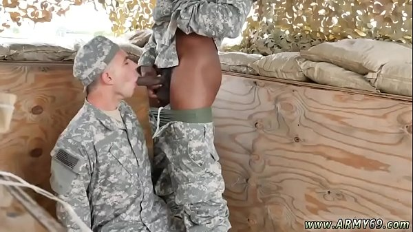 Black gay, Blowjob cum