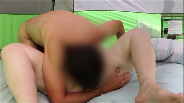Creampied, Camping, Tent