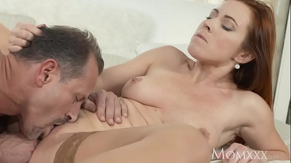 Fuck mom, Stocking mom, Stocking, Stockings milf, Redhead mom