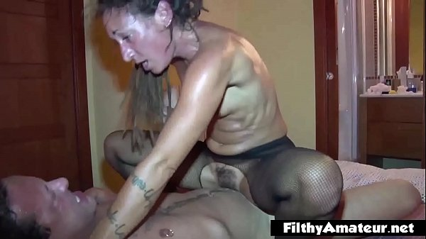 Double penetration, Double anal, Hairy pussy milf, Hairy milf