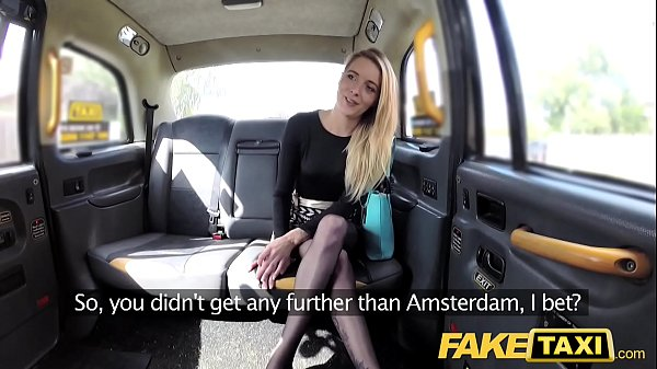 Taxi, Fake taxi, Short, Holland