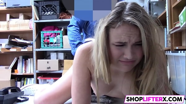 Shoplifter, Shoplifter teens, Helpless
