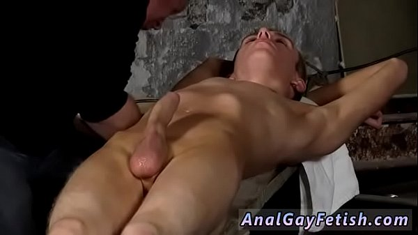 Bondage, Cum in ass, Ass boy