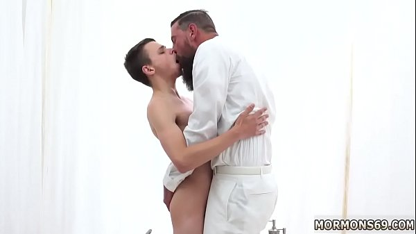 Gay dad, First time sex