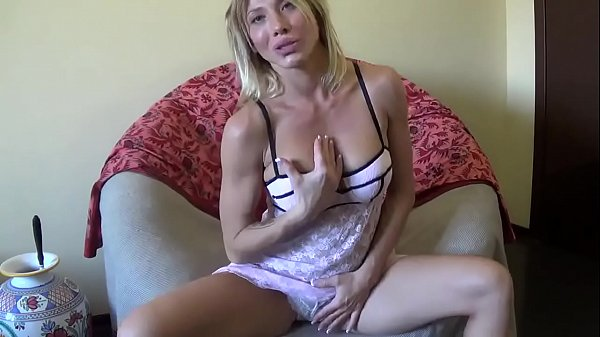 Blonde milf, Webcam milf