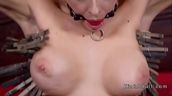 Slave, Threesome anal, Anal threesome